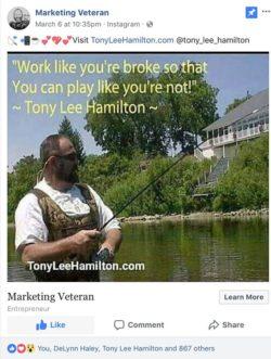 Tony Lee Hamilton